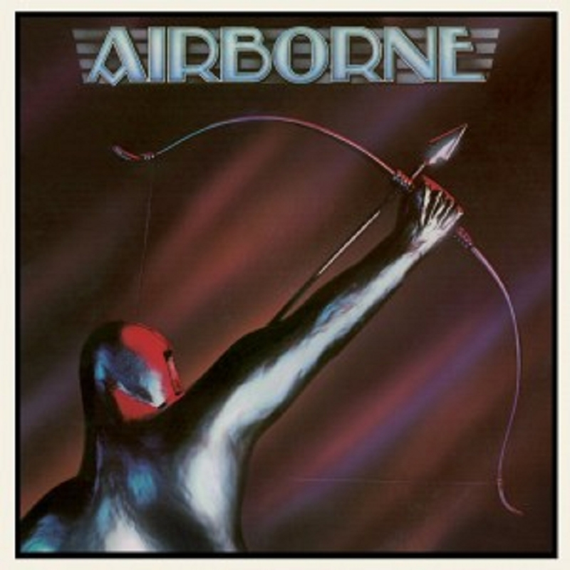 AIRBORNE: AIRBORNE (LIMITED COLLECTOR'S EDITION) (REMASTERED) CD ROCK & POP NEU